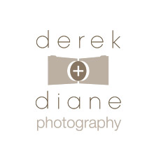 Logo for Derek and Diane Photography